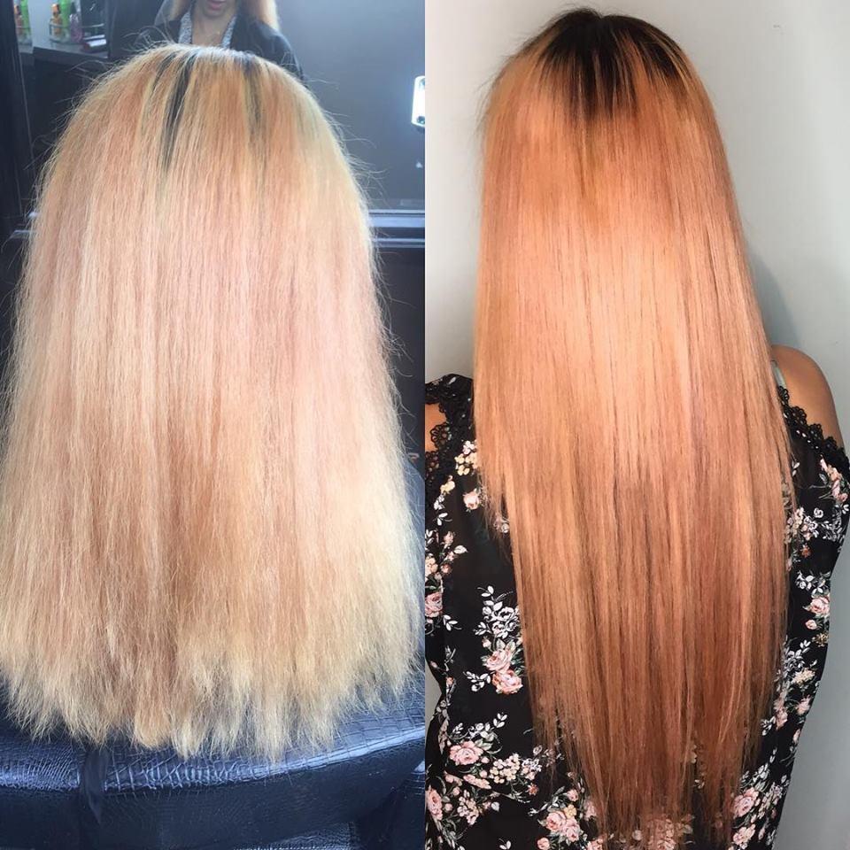 Franki Vegas Hair image 3