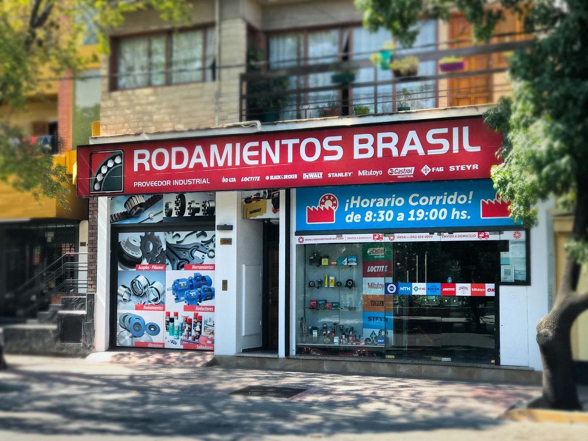 RODAMIENTOS BRASIL - FERRETERIA INDUSTRIAL