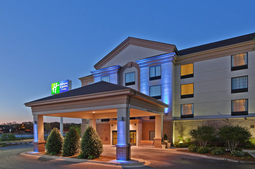 Holiday inn express suites lawton fort sill at 209 se interstate drive lawton ok on fave for Holiday inn express garden city ks
