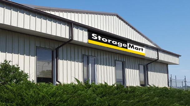 StorageMart in Lethbridge