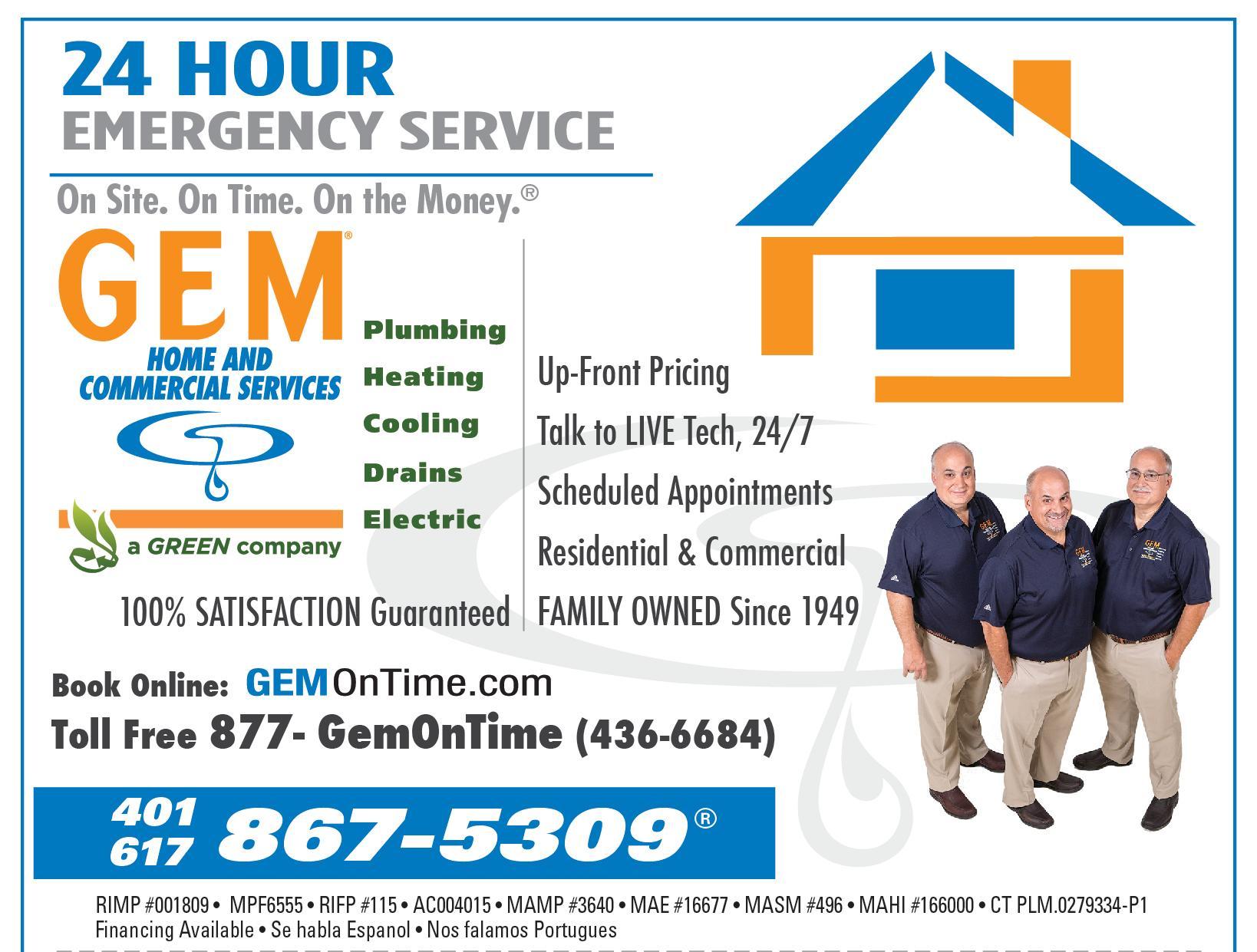 Gem Plumbing & Heating Services, Inc. image 3