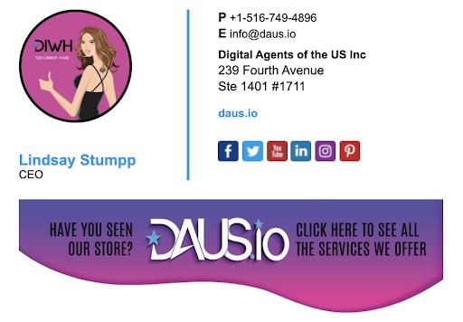 Digital Agents of the US Inc