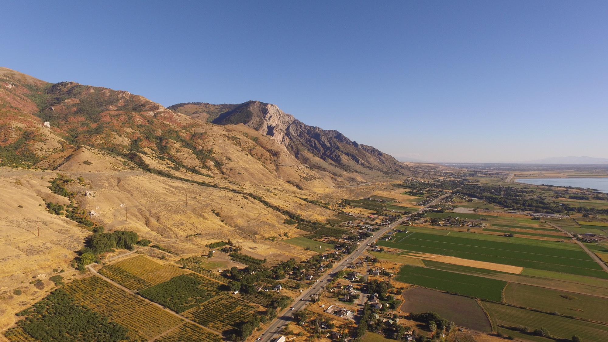 Brigham City / Perry South KOA Journey