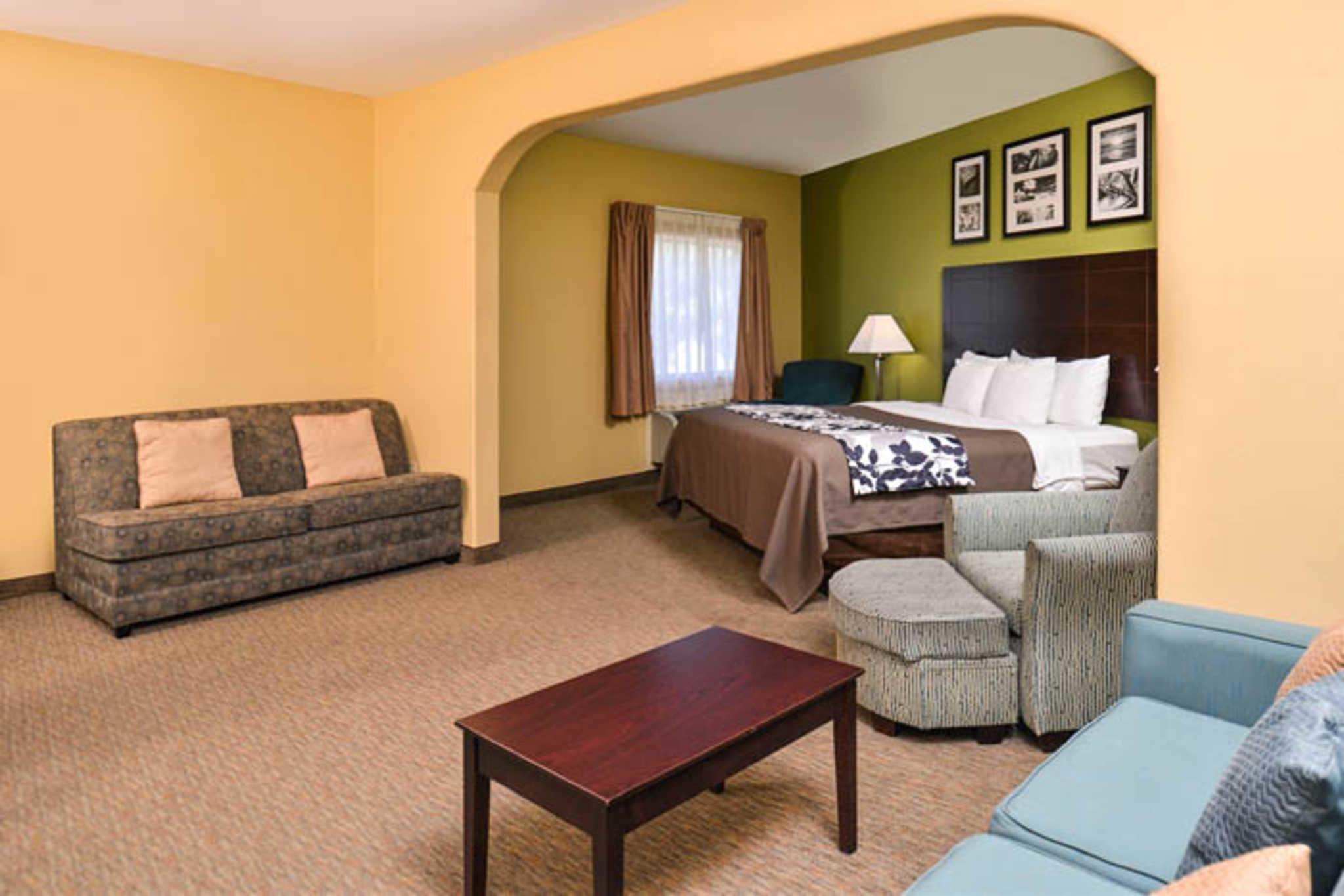Sleep Inn & Suites Near Downtown North image 16