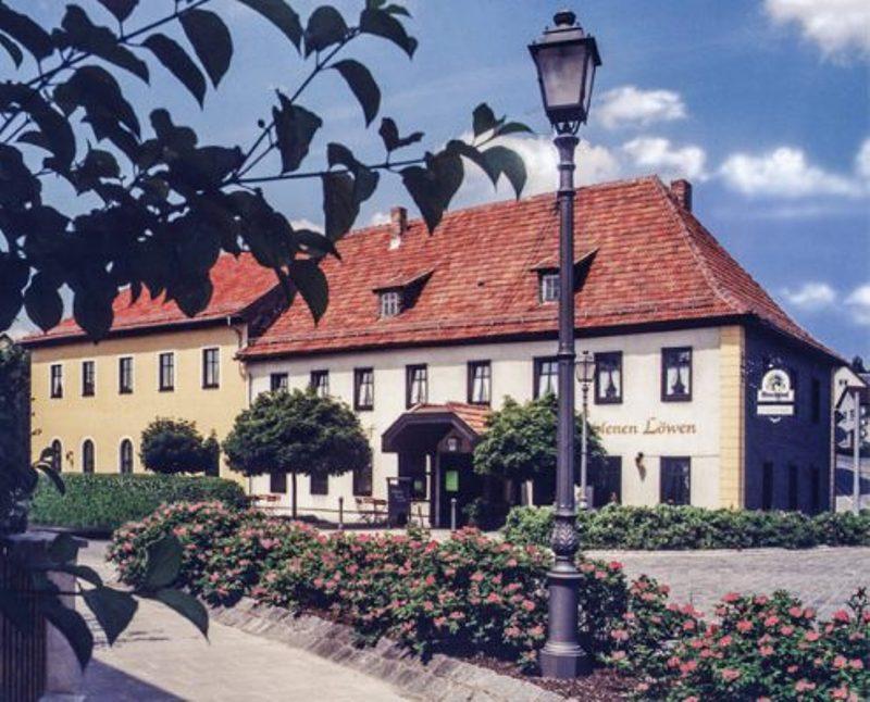 Gastst Tte Zum Goldenen L Wen In Sonnefeld Branchenbuch