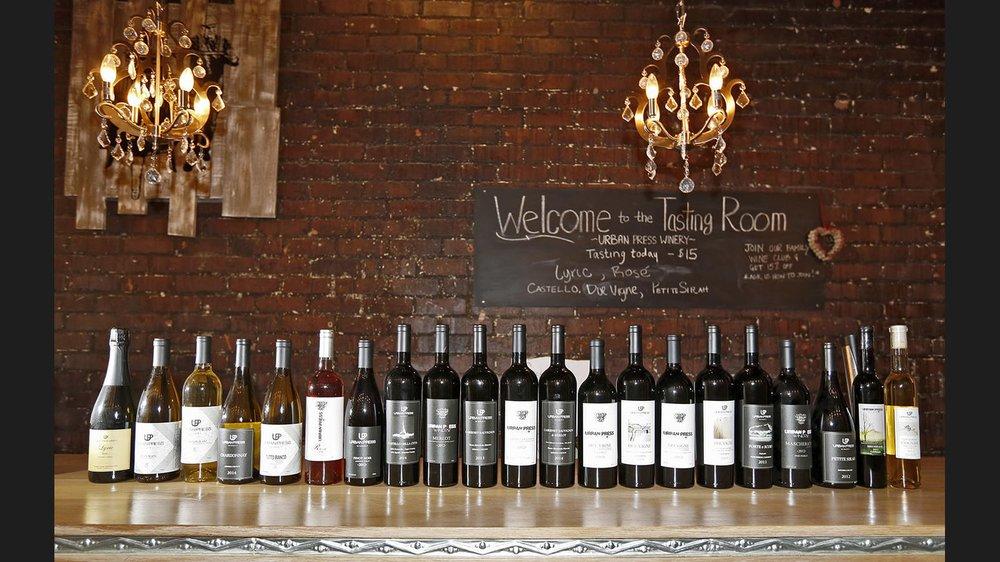 Urban Press Winery image 0