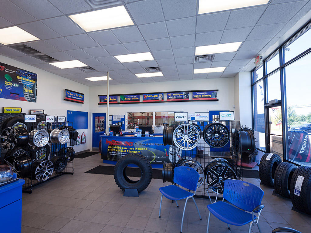 Tire Discounters in Marysville, OH, photo #3