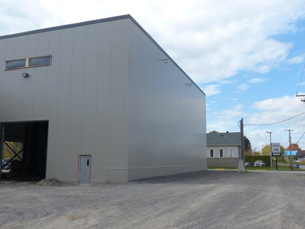 Les Entreprises Chartier Inc in Village Saint-Pierre