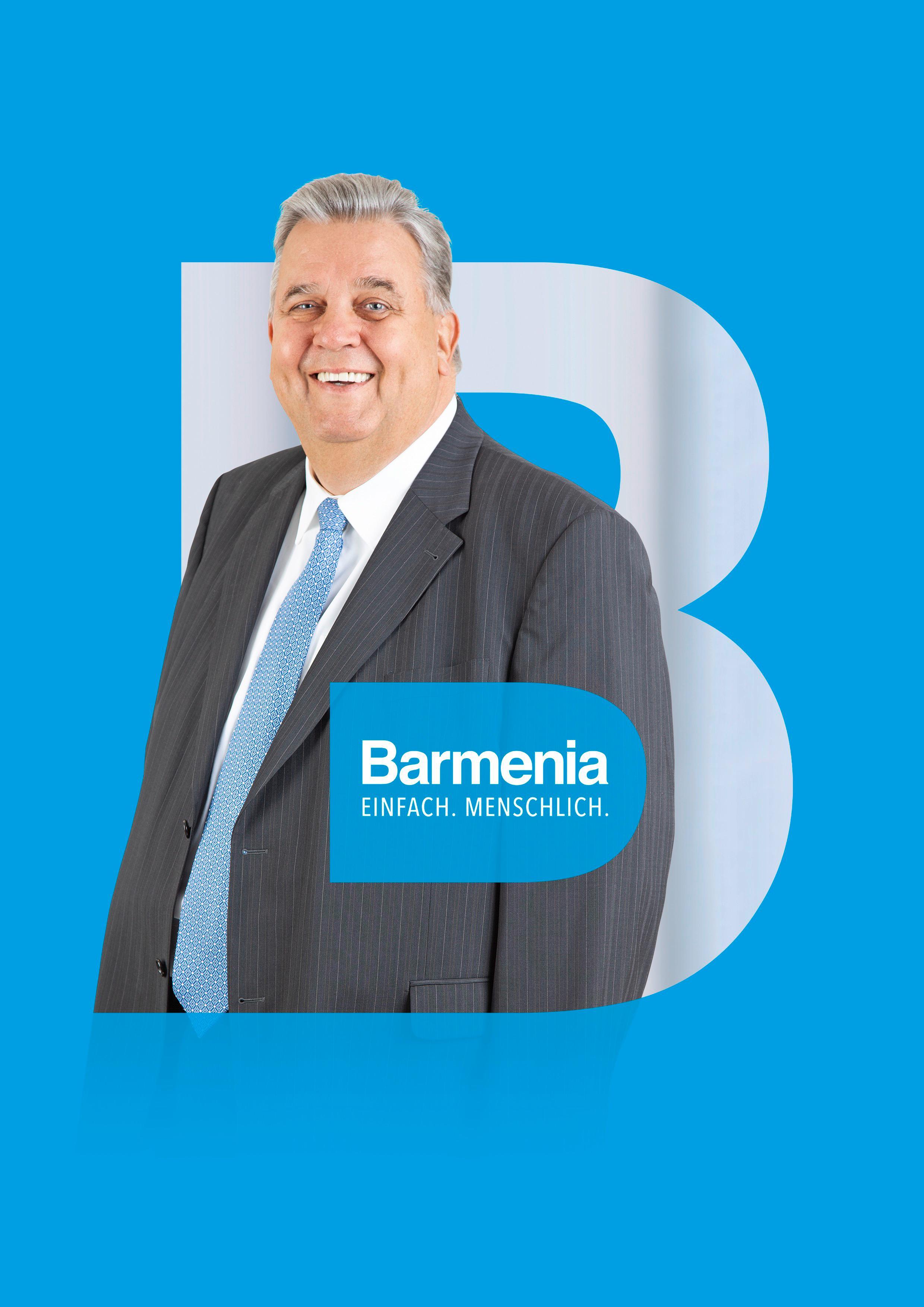 Joachim Böhnstedt. Ihr Ansprechpartner für die Barmenia Versicherung in Freiberg.