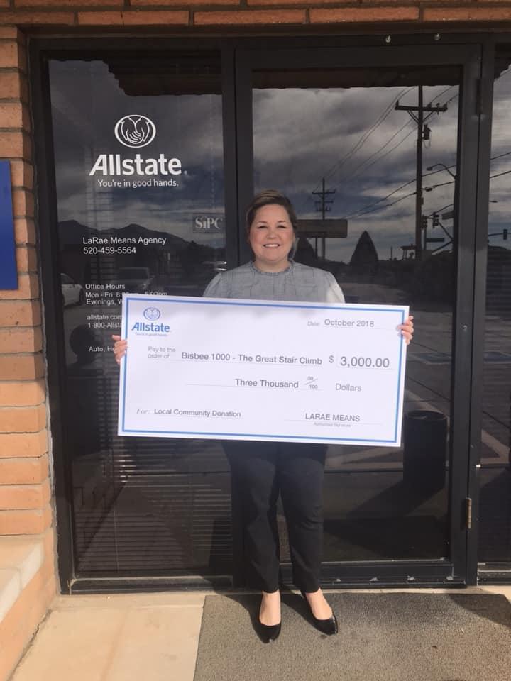 LaRae Means: Allstate Insurance image 8