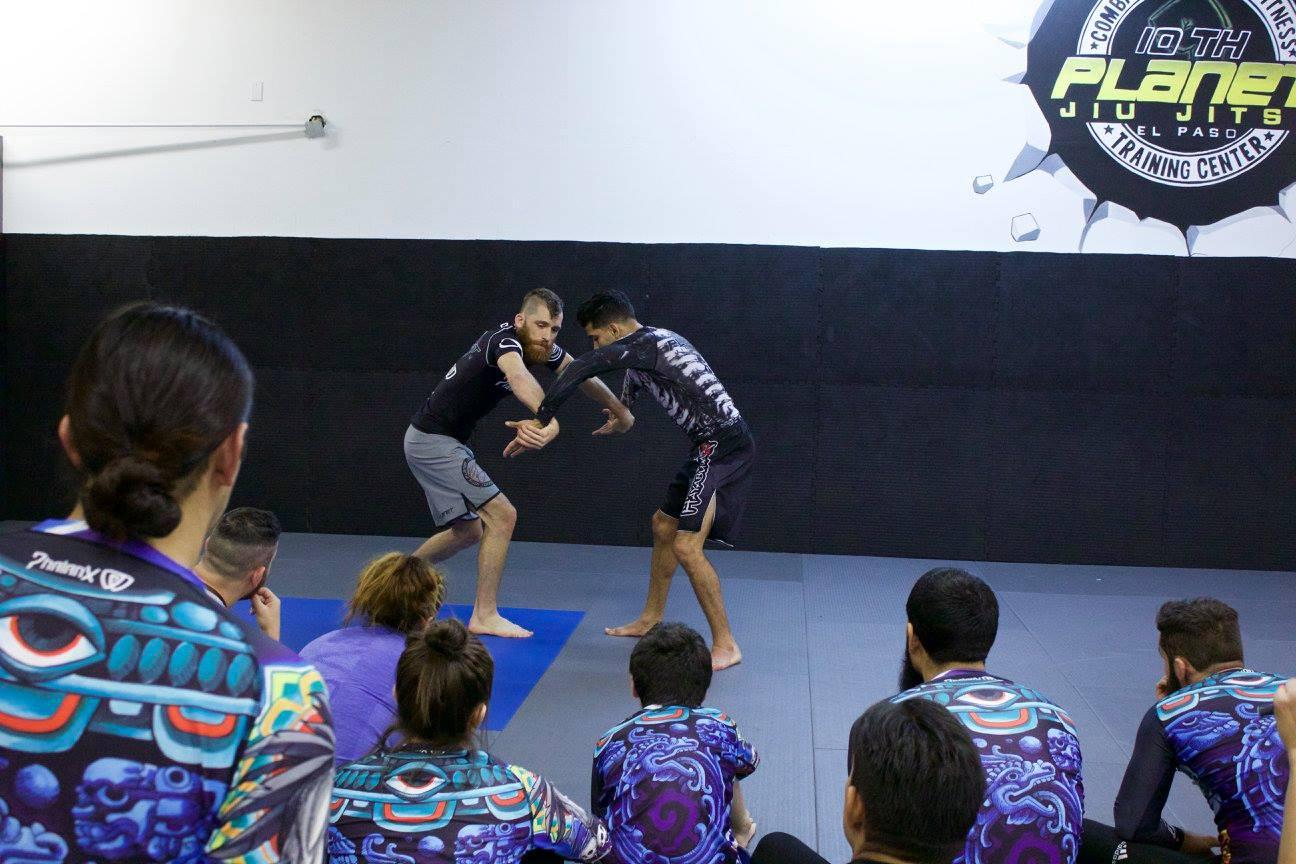 10th Planet Jiu Jitsu El Paso image 0