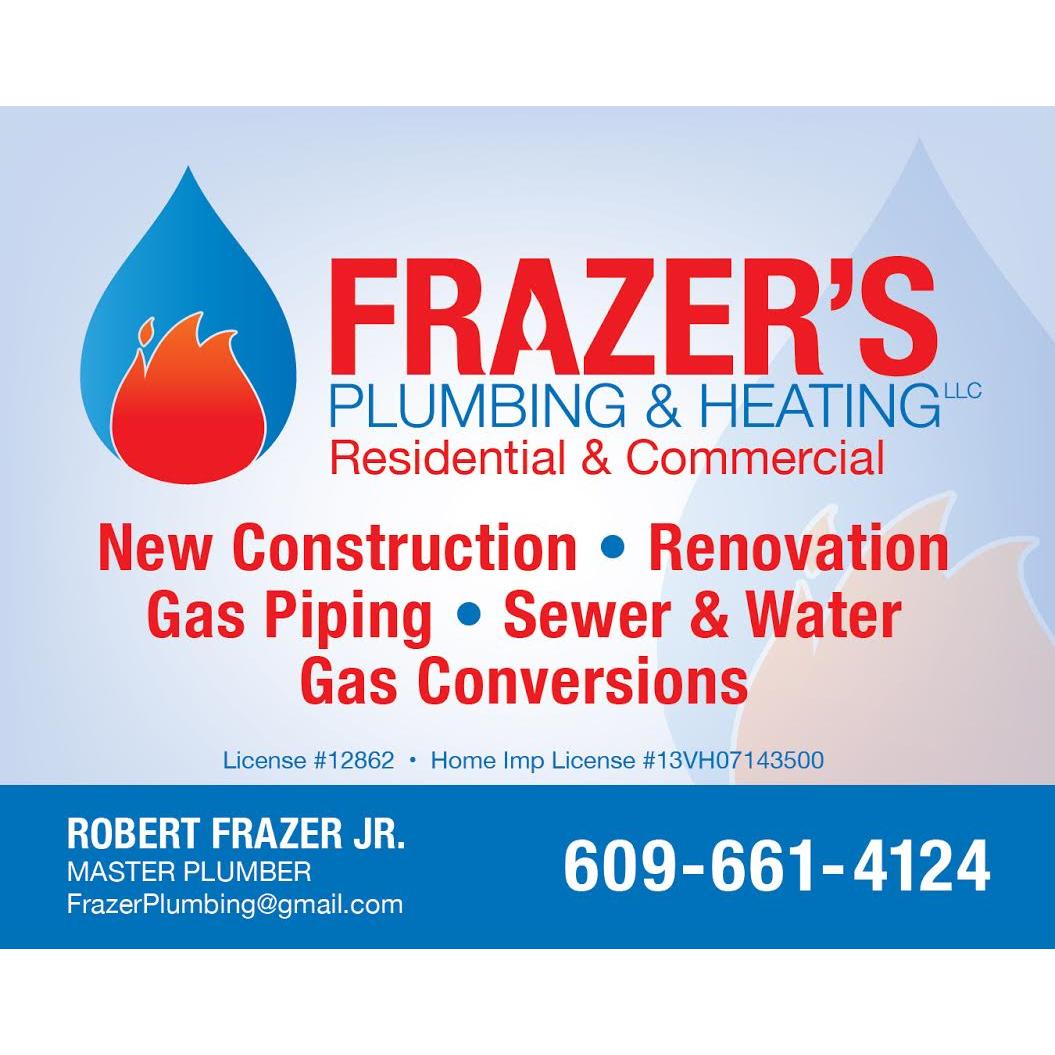 Frazer's Plumbing  and  Heating LLC image 0