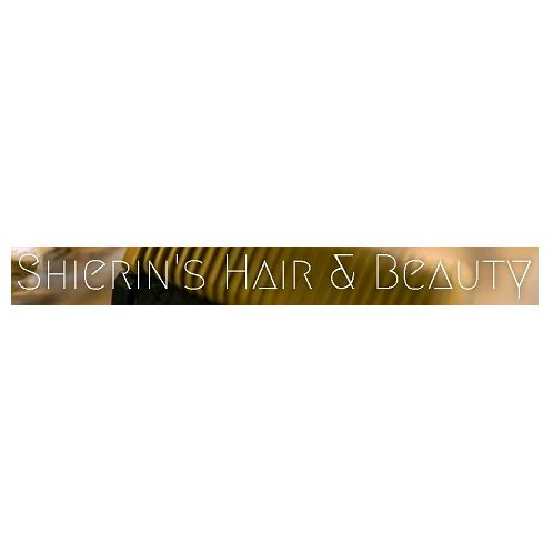 Logo von Shierin's Hair & Beauty