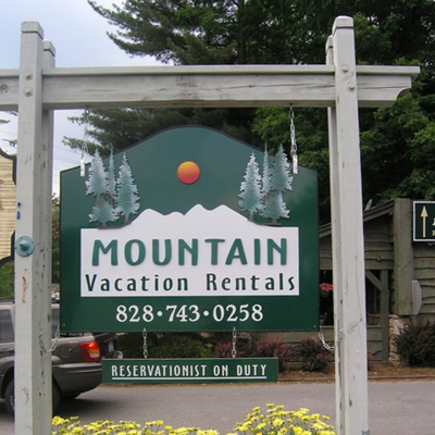Mountain Vacation Rentals