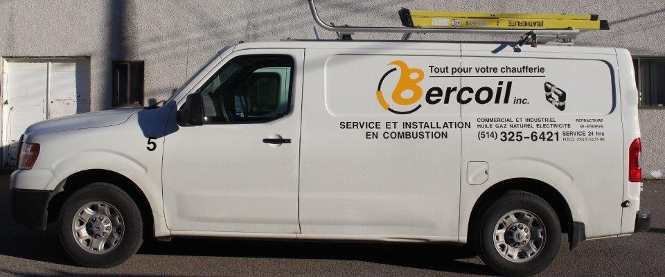 Bercoil Inc à Montréal-Nord