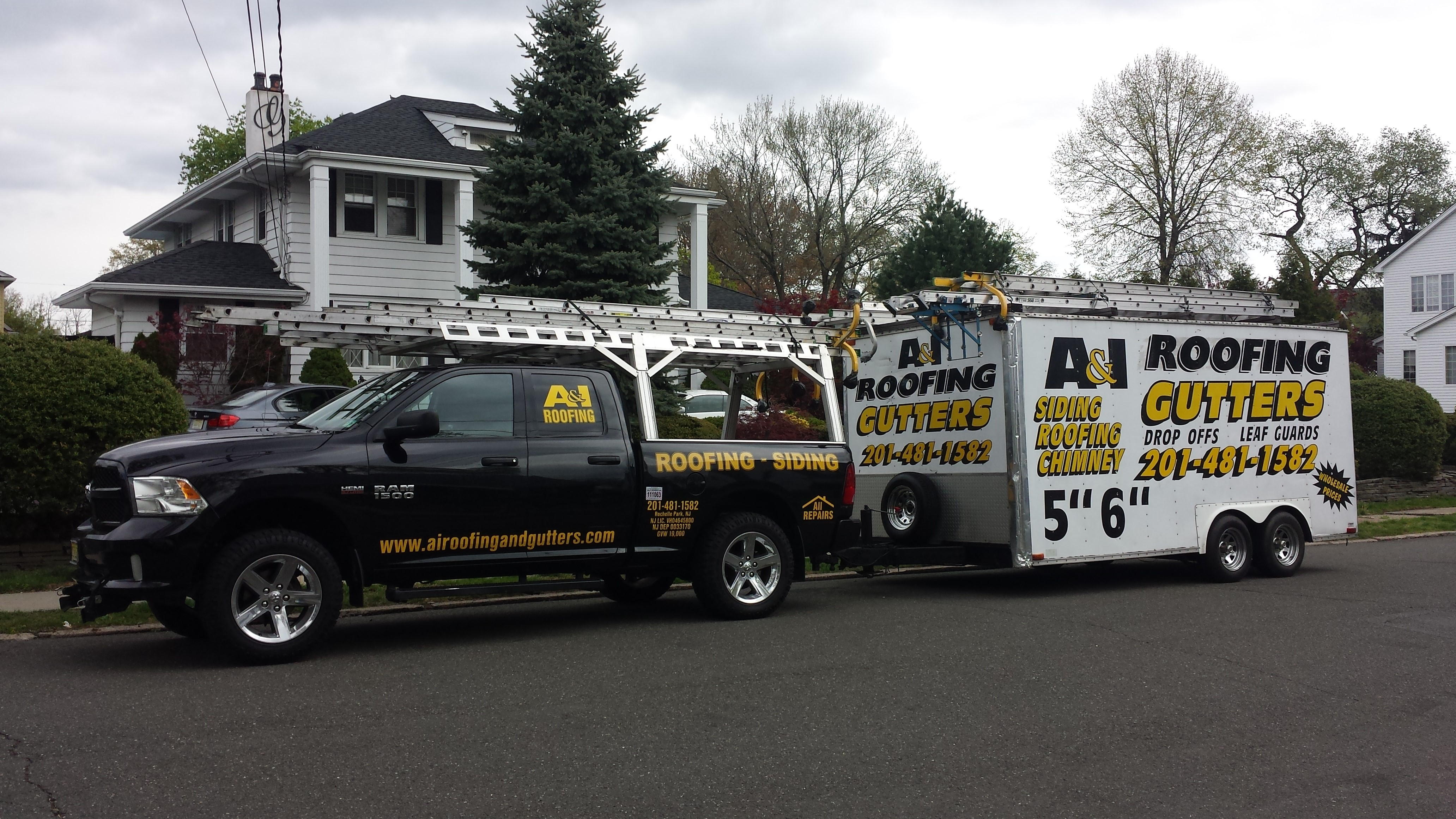 A&I Roofing and Gutters image 1