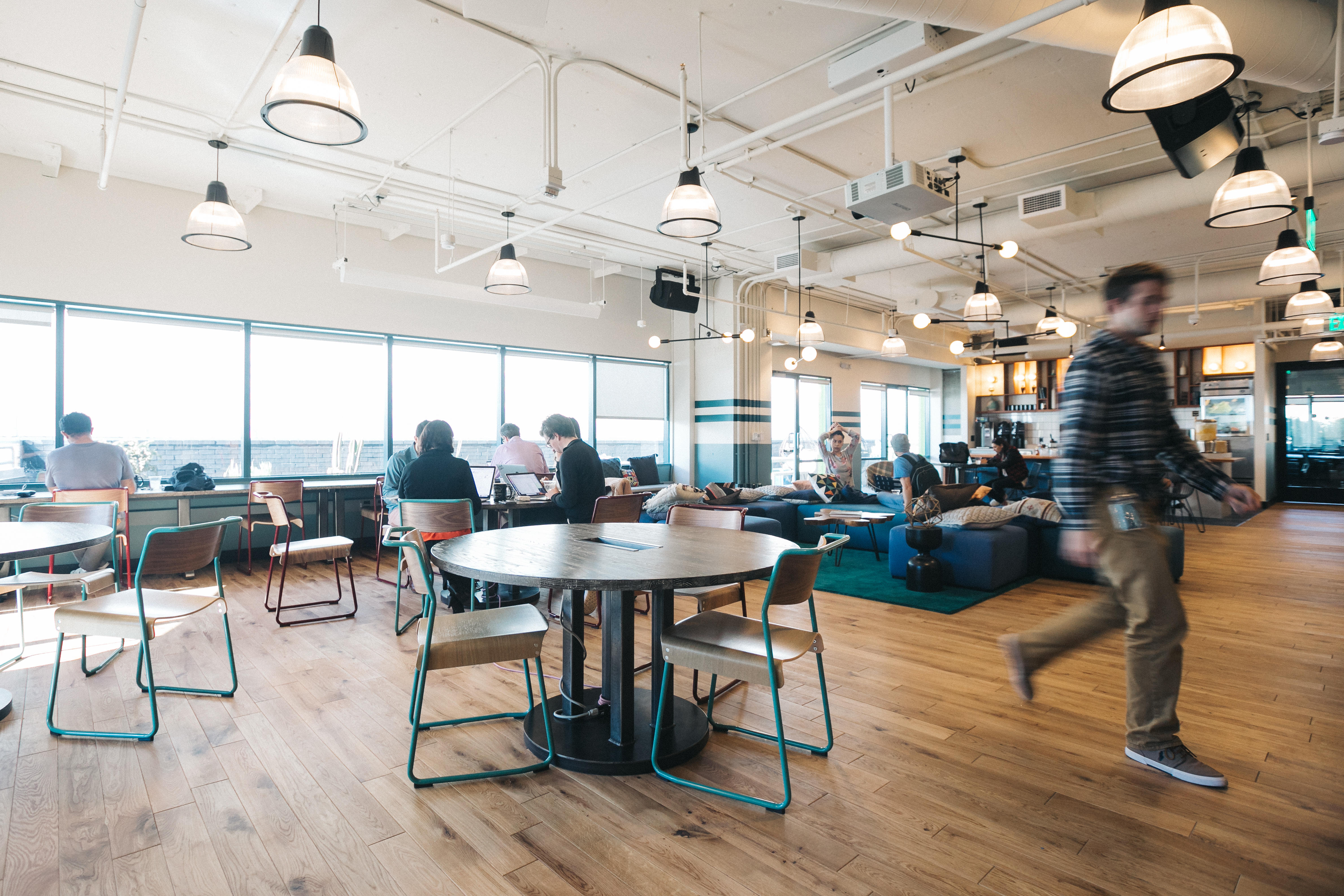 WeWork The Hubb image 5
