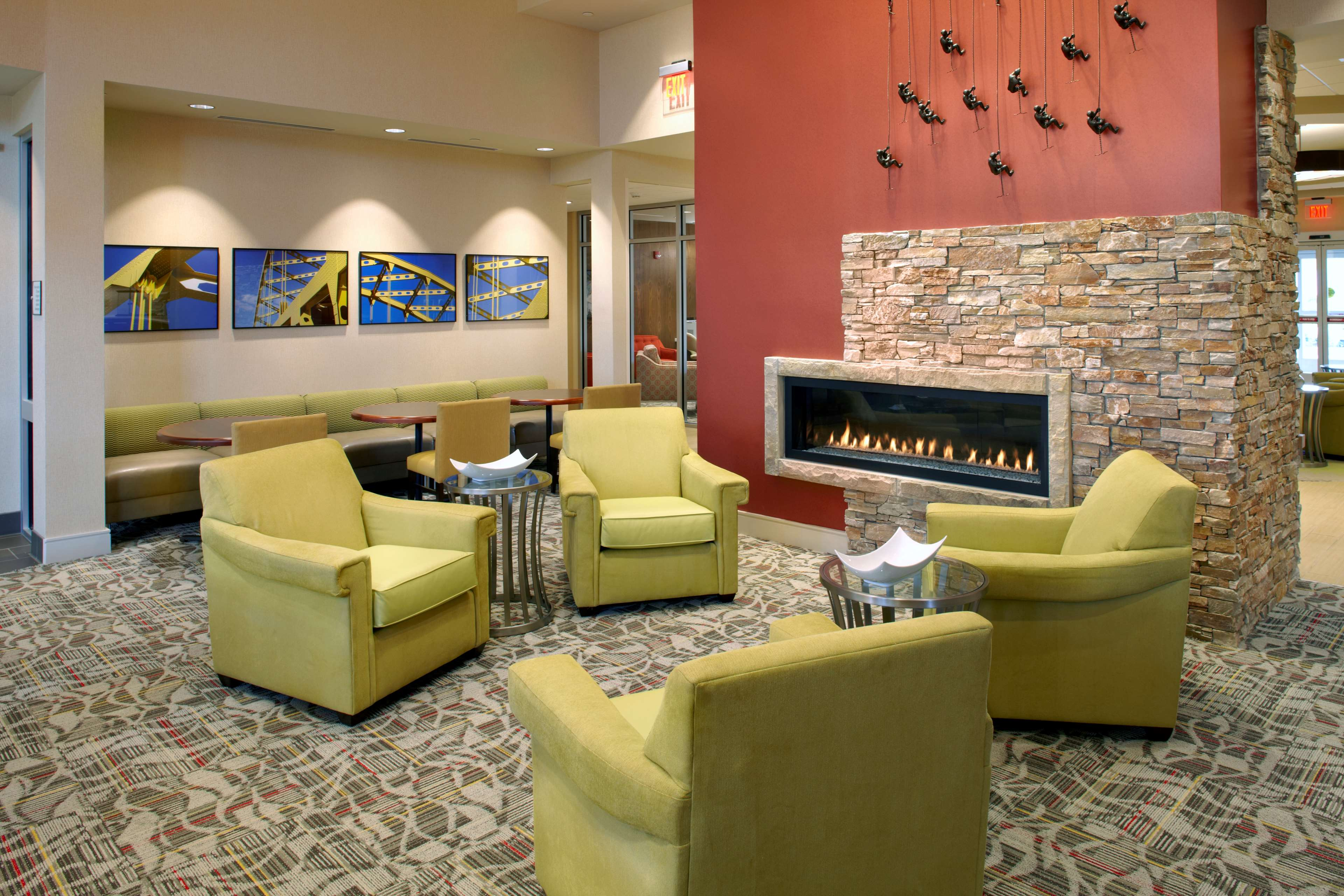 Homewood Suites by Hilton Pittsburgh Airport Robinson Mall Area PA image 4