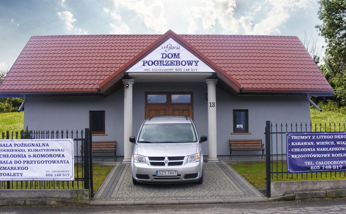 Dom Pogrzebowy Gloria Kazimierz Butor