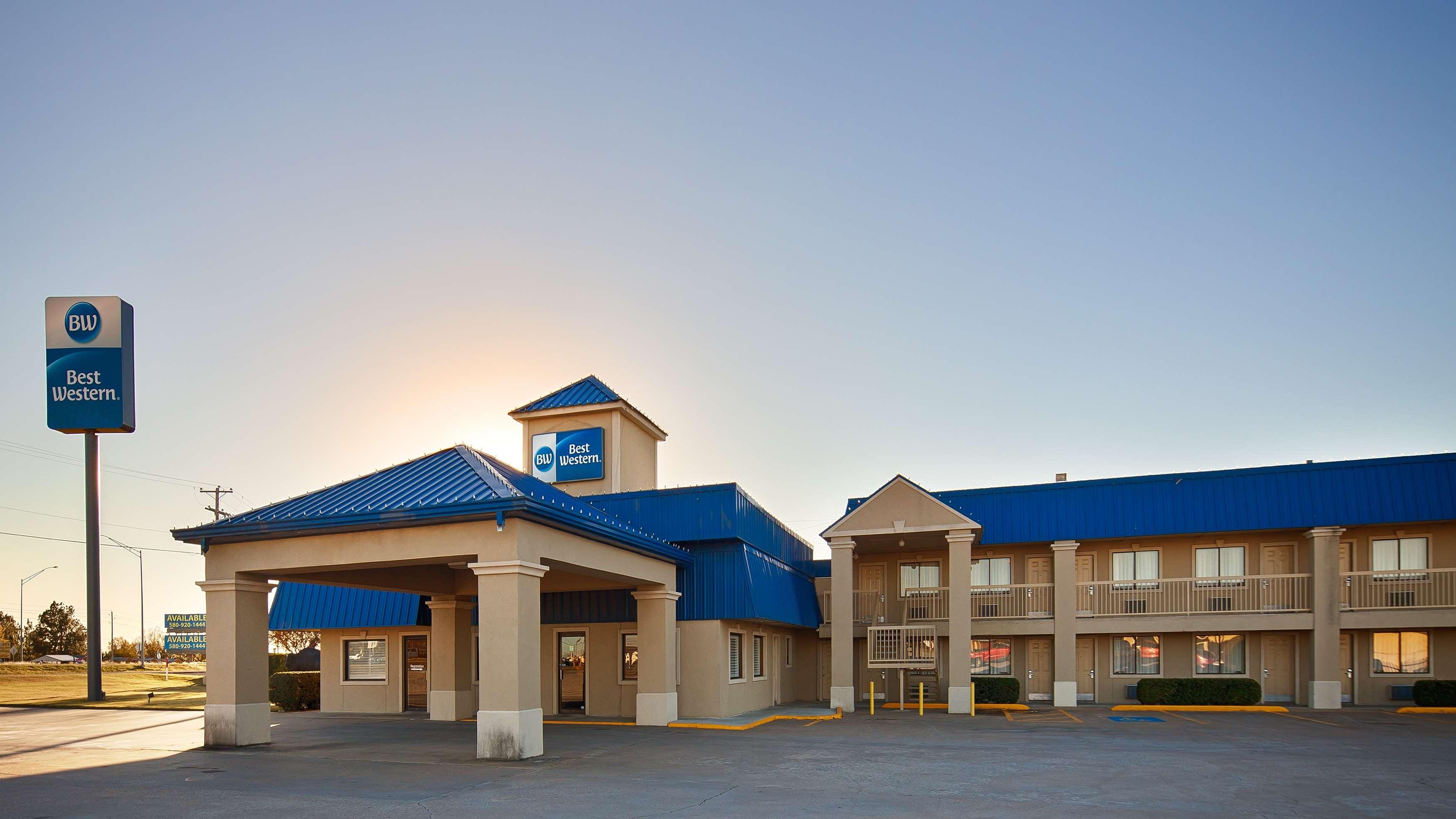 Best Western Inn of McAlester image 0