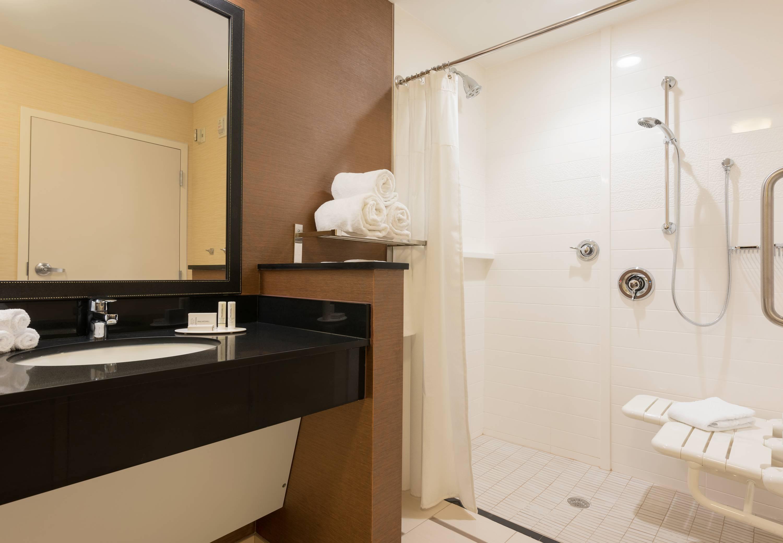 Fairfield Inn & Suites by Marriott Orlando Kissimmee/Celebration image 4