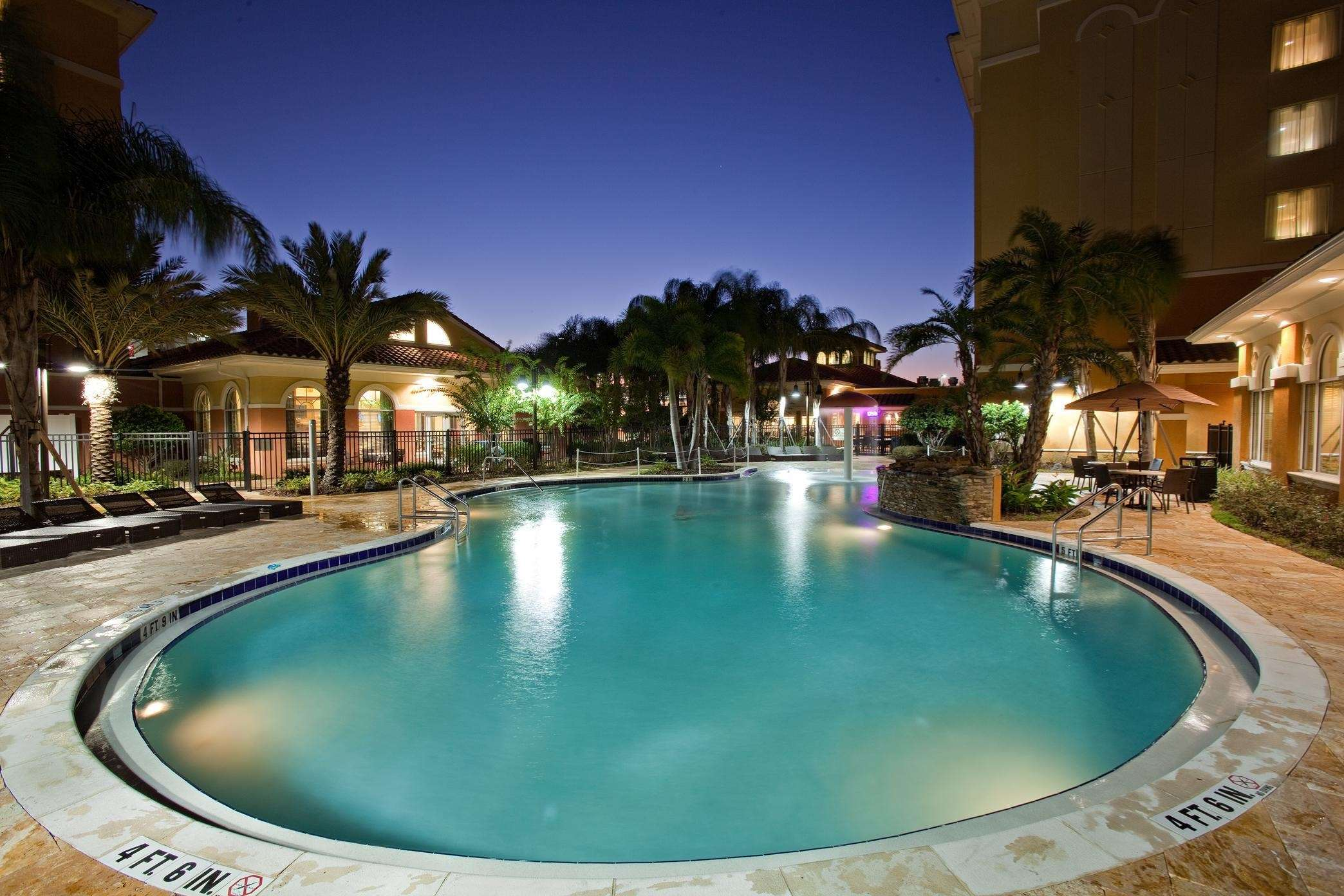 Homewood Suites by Hilton Lake Buena Vista - Orlando 11428 Marbella ...