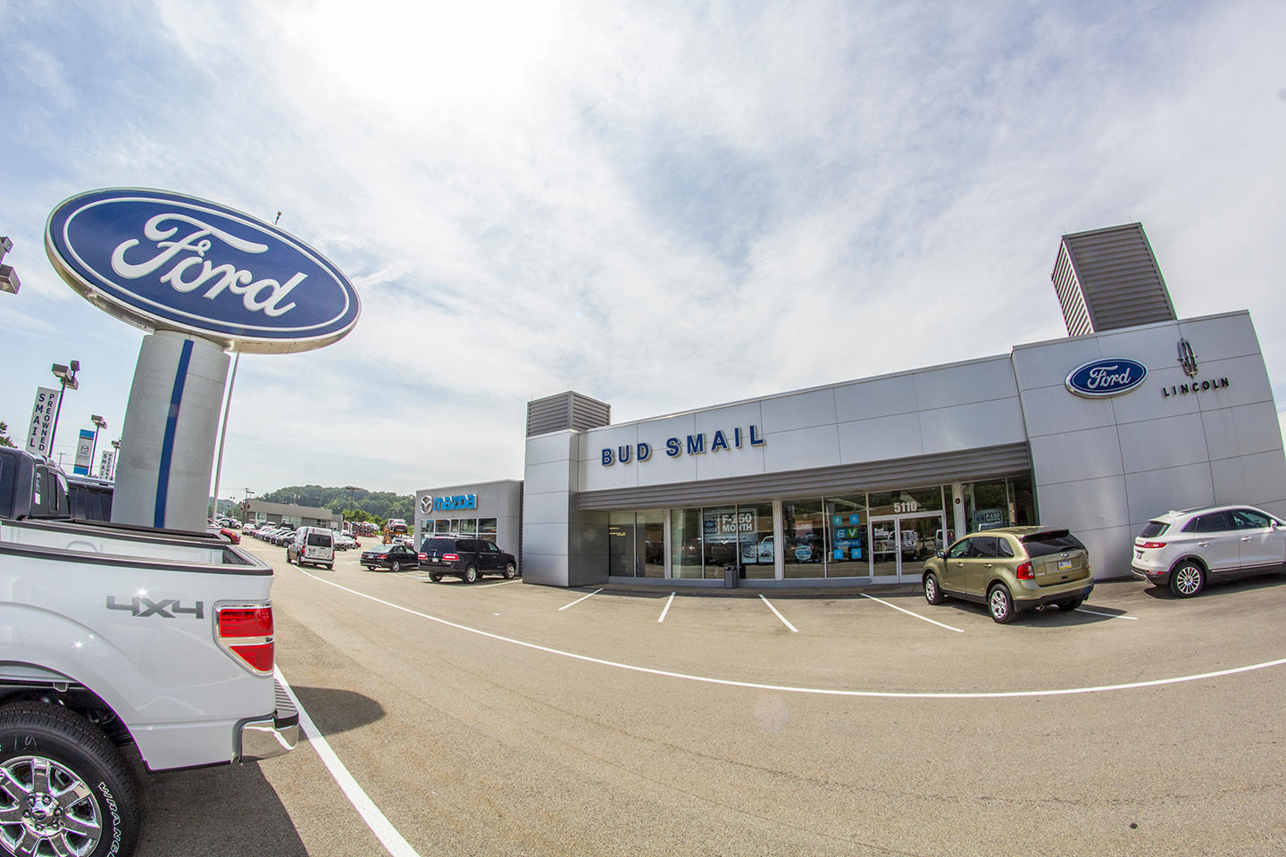 Smail Ford At 5110 U S 30 Greensburg Pa On Fave