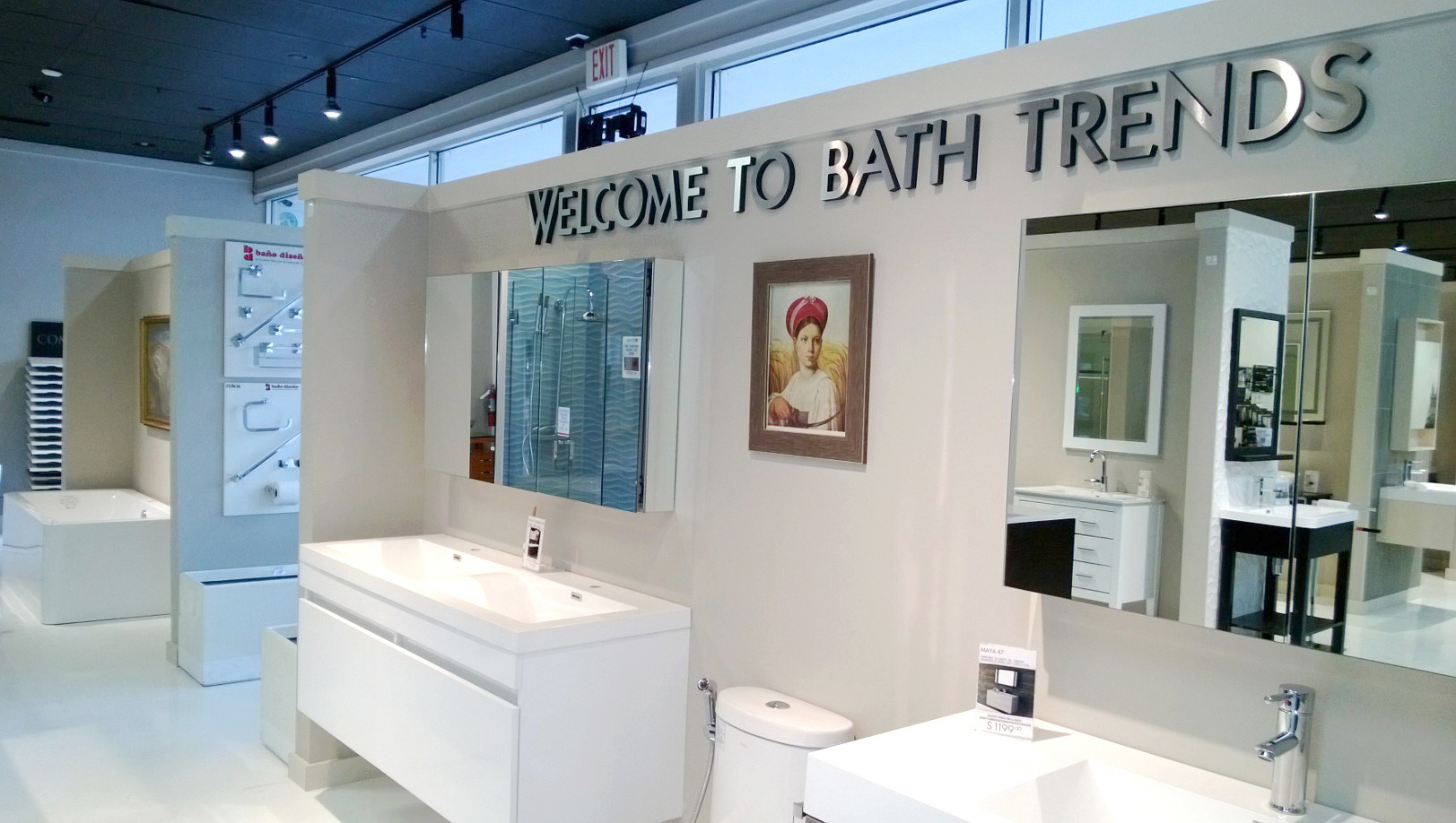 Bath trends in fort lauderdale fl 954 533 5 for Bathroom remodeling fort lauderdale fl