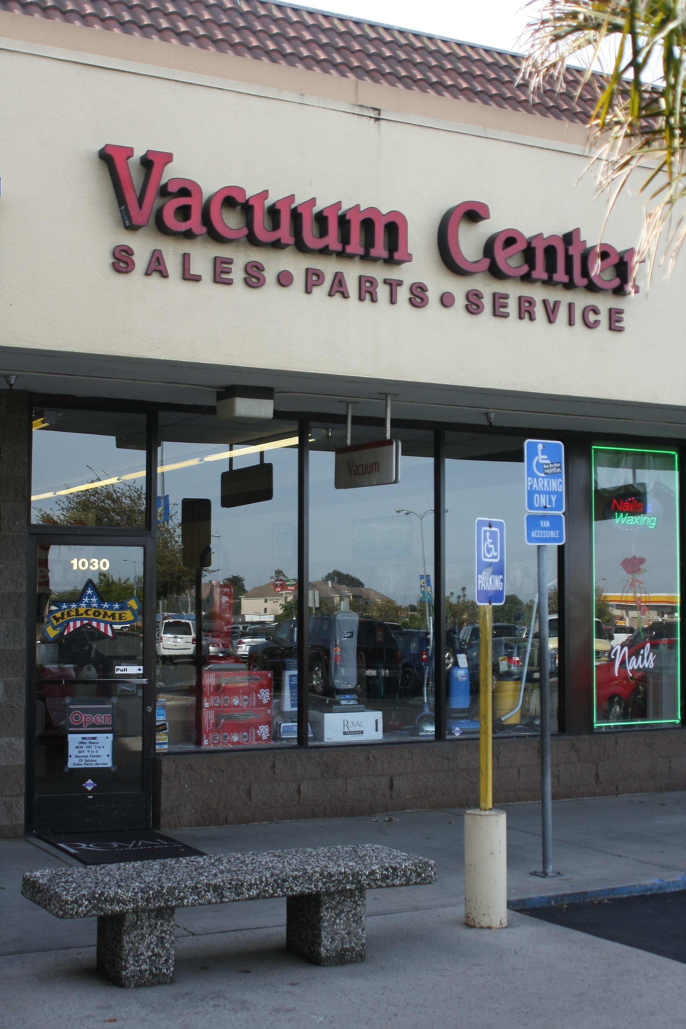 Vacuum Center Of Salinas image 0