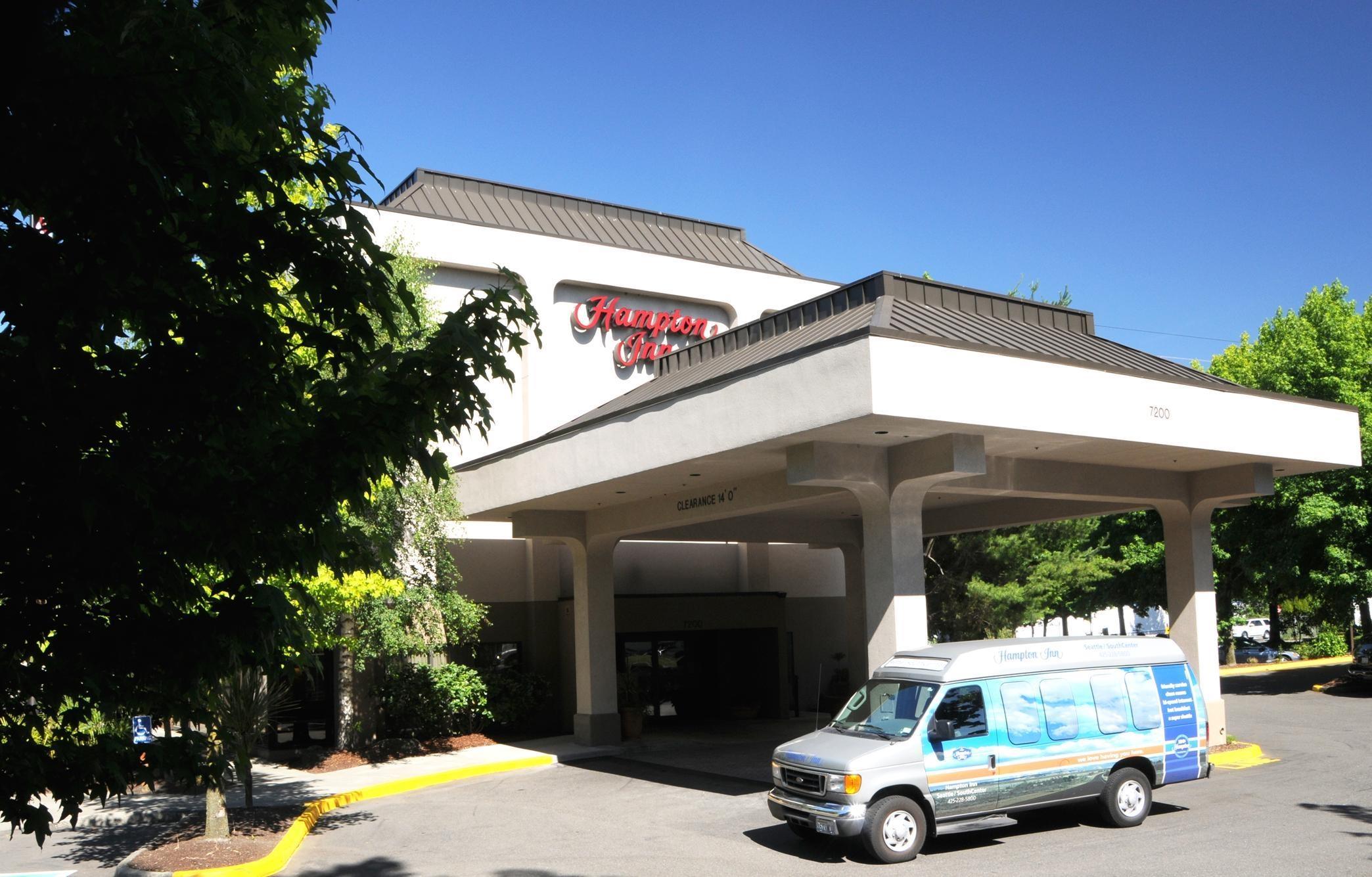 Hampton Inn Seattle/Southcenter image 0