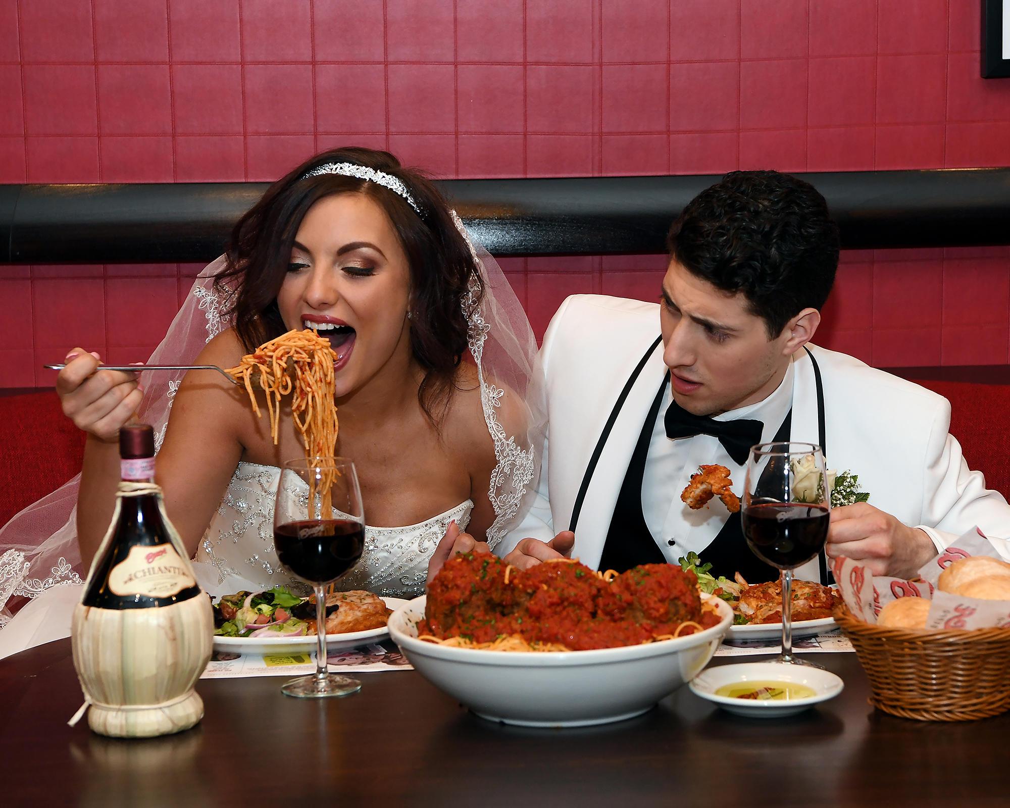 Tony N' Tina's Wedding image 5
