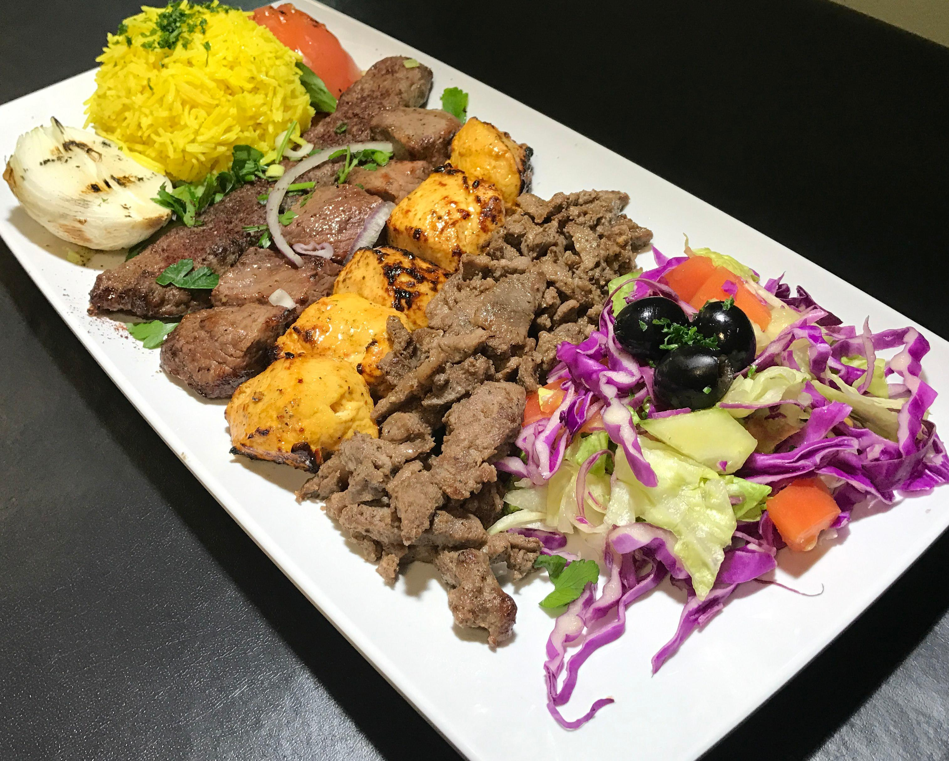 Shish Kabob Grill Inc Rosemont Illinois Insider Pages