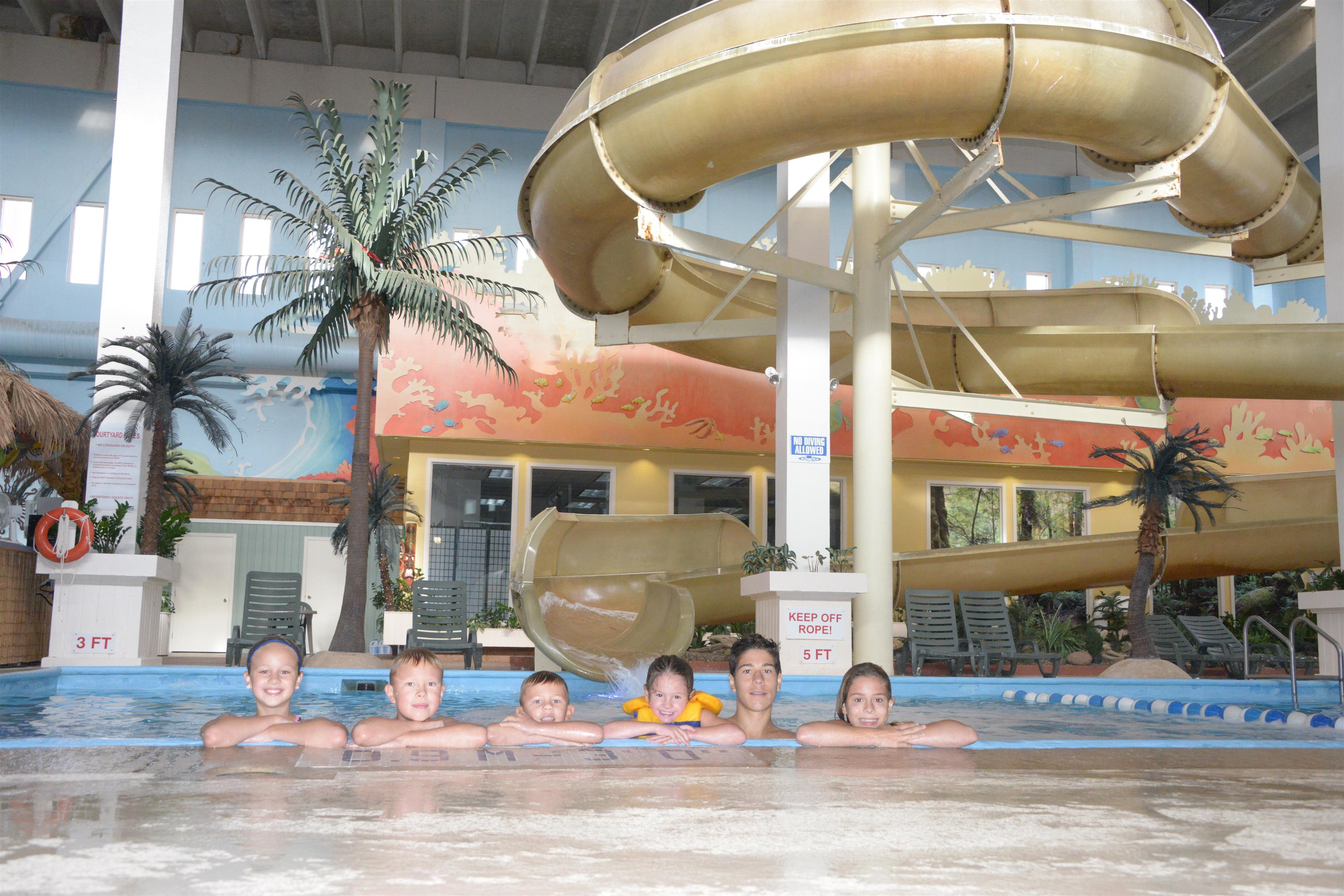 Best Western Seven Oaks Inn in Regina: Pool