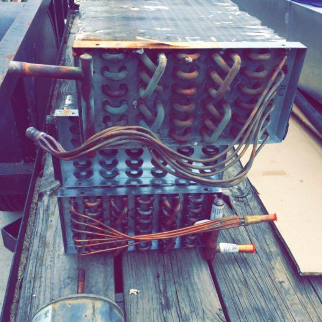 #delicase #coils #evaporator