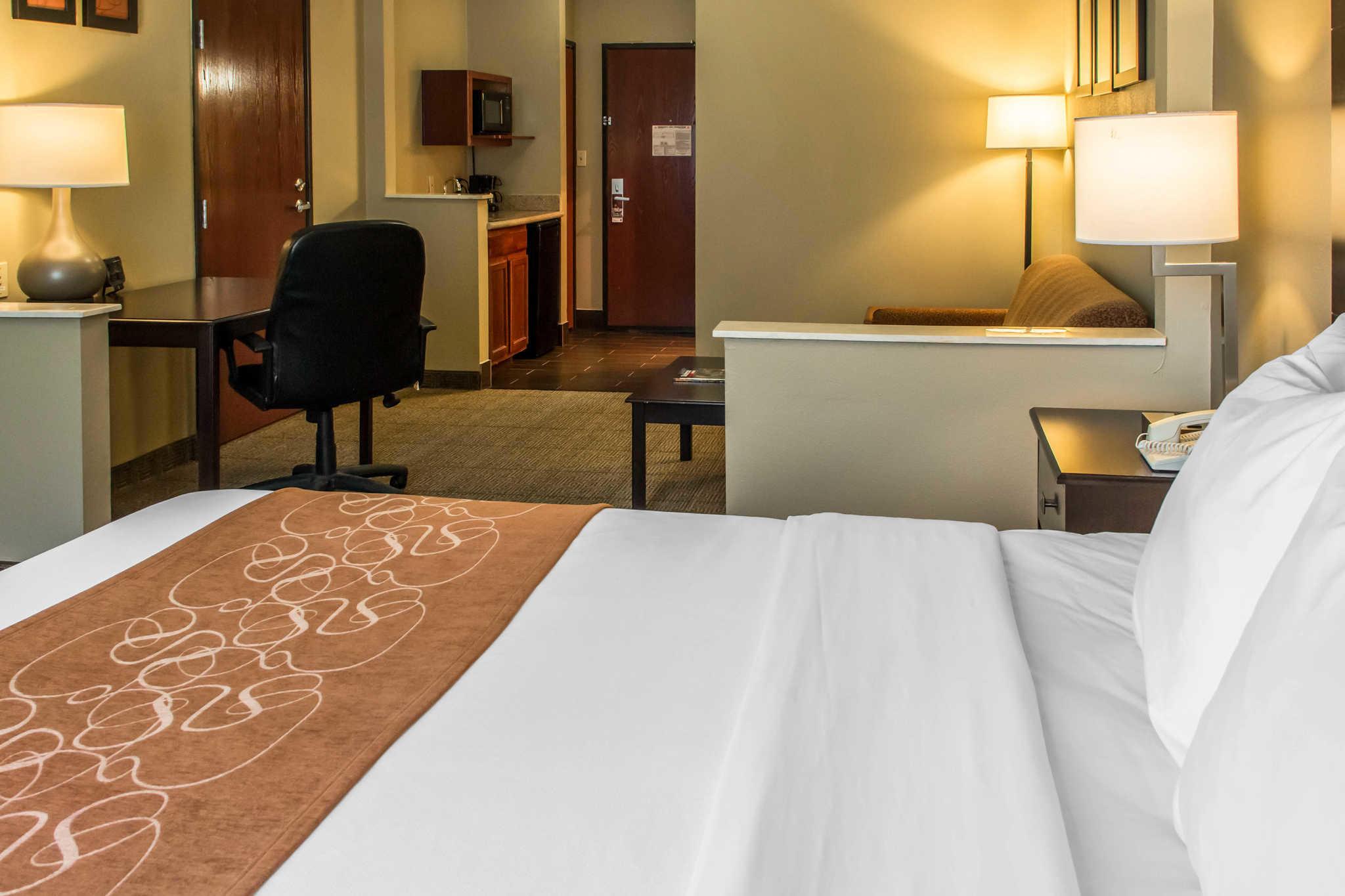 Comfort Suites Round Rock - Austin North I-35 image 23