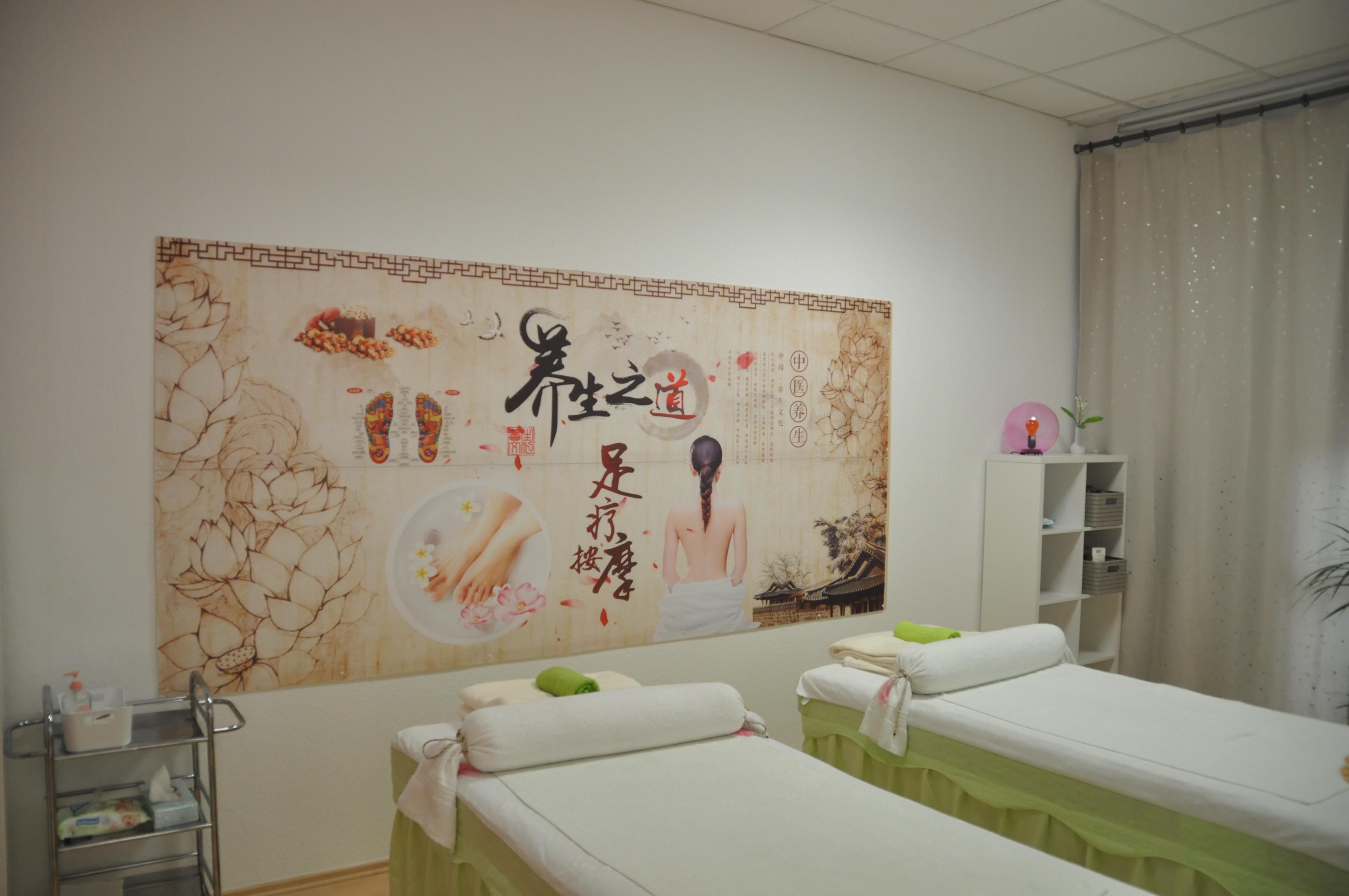 Chinesische Massage - Asia Massage Studio Yu Ting
