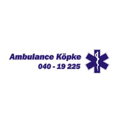 Logo von Ambulance Köpke GmbH | Krankenbeförderung