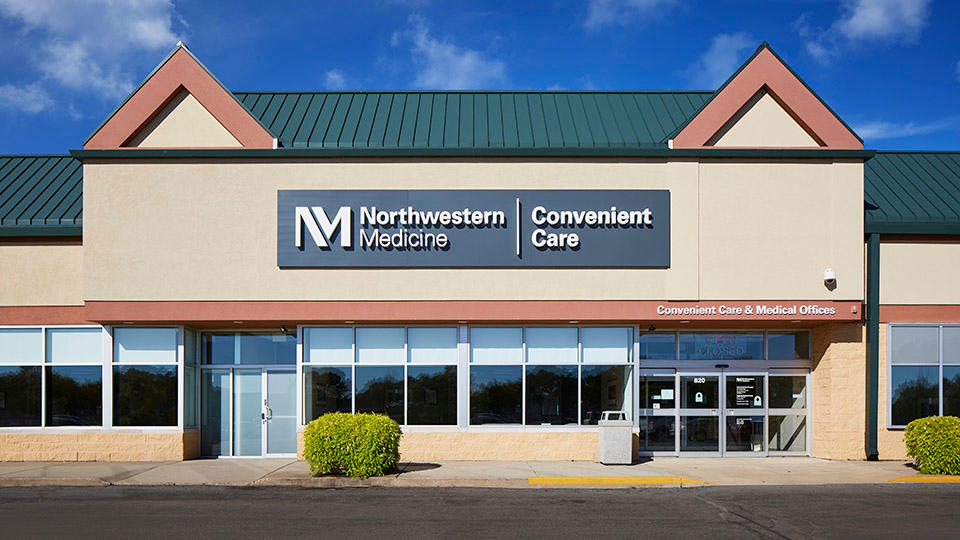 Northwestern Medicine Immediate Care 820 Route 59 Bartlett