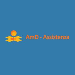 Logo von AmD - Assistenza amb. Pflegedienst