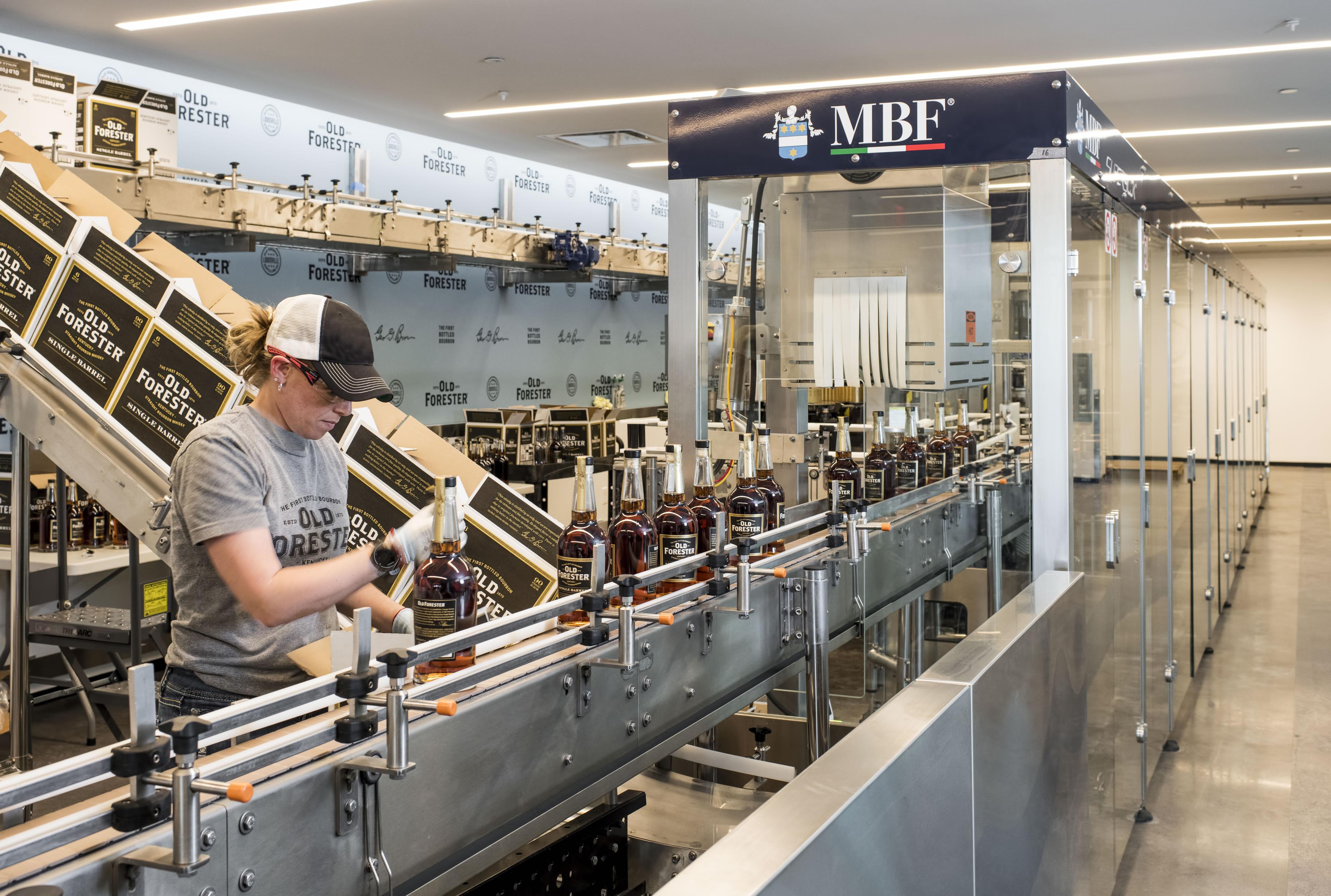 Old Forester Distilling Co. image 7