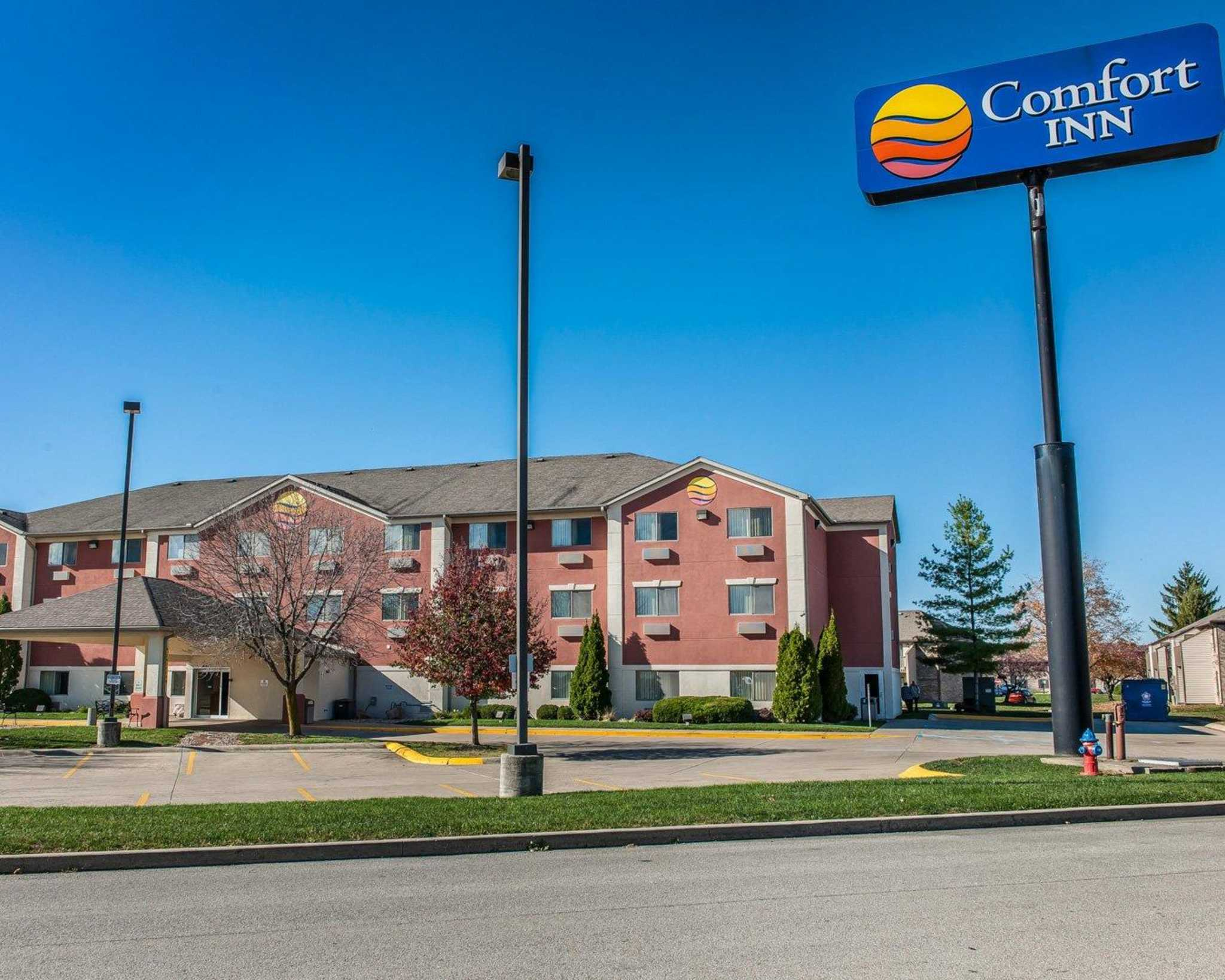 Comfort Inn Shelbyville North image 25