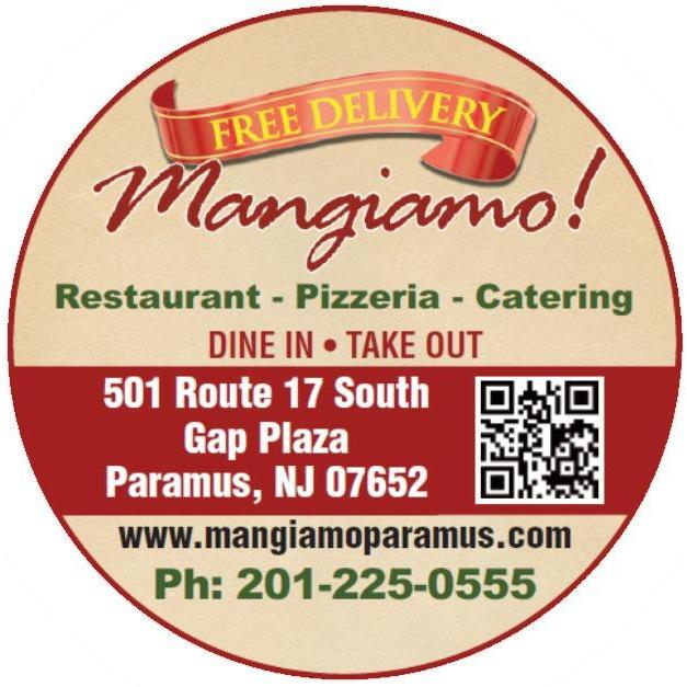 Mangiamo pizza restaurant in paramus nj 07652 citysearch - 1 garden state plaza paramus nj 07652 ...