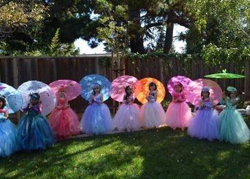 Little Ladies Tea Parties image 4