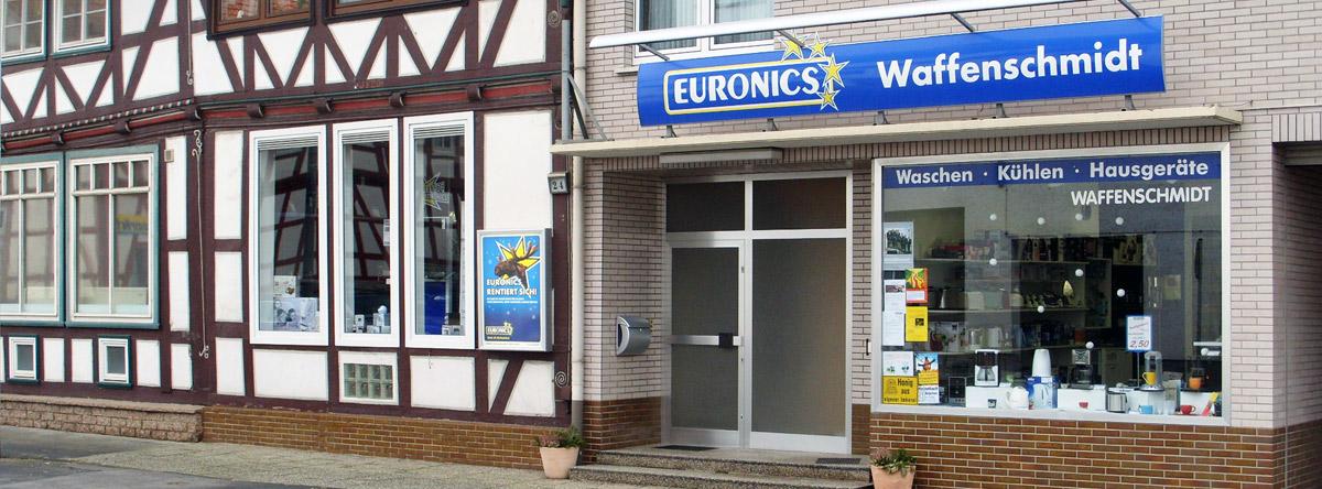 euronics waffenschmidt alheim 36211 yellowmap. Black Bedroom Furniture Sets. Home Design Ideas