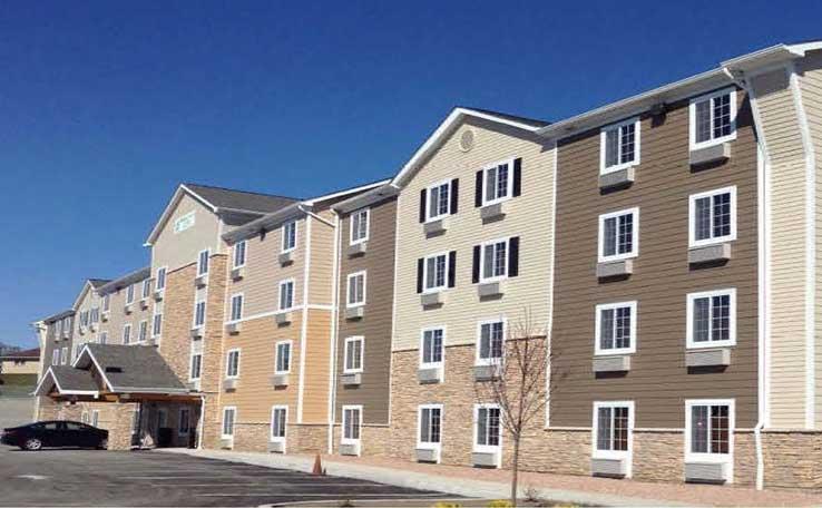 WoodSpring Suites Wilkes-Barre image 2