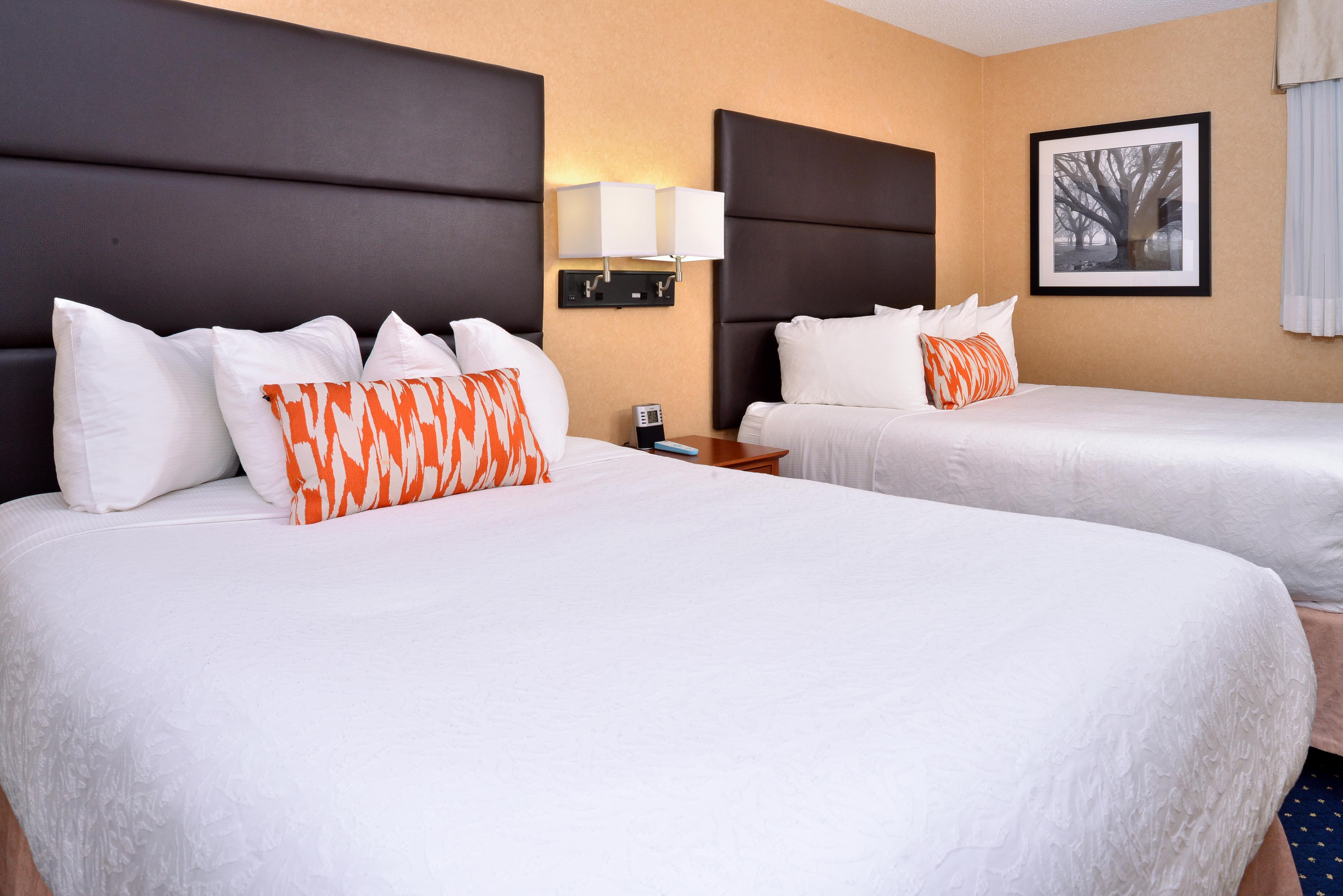 Best Western Plus Regency Inn & Conference Centre in Abbotsford: Two Queen Bed Regency