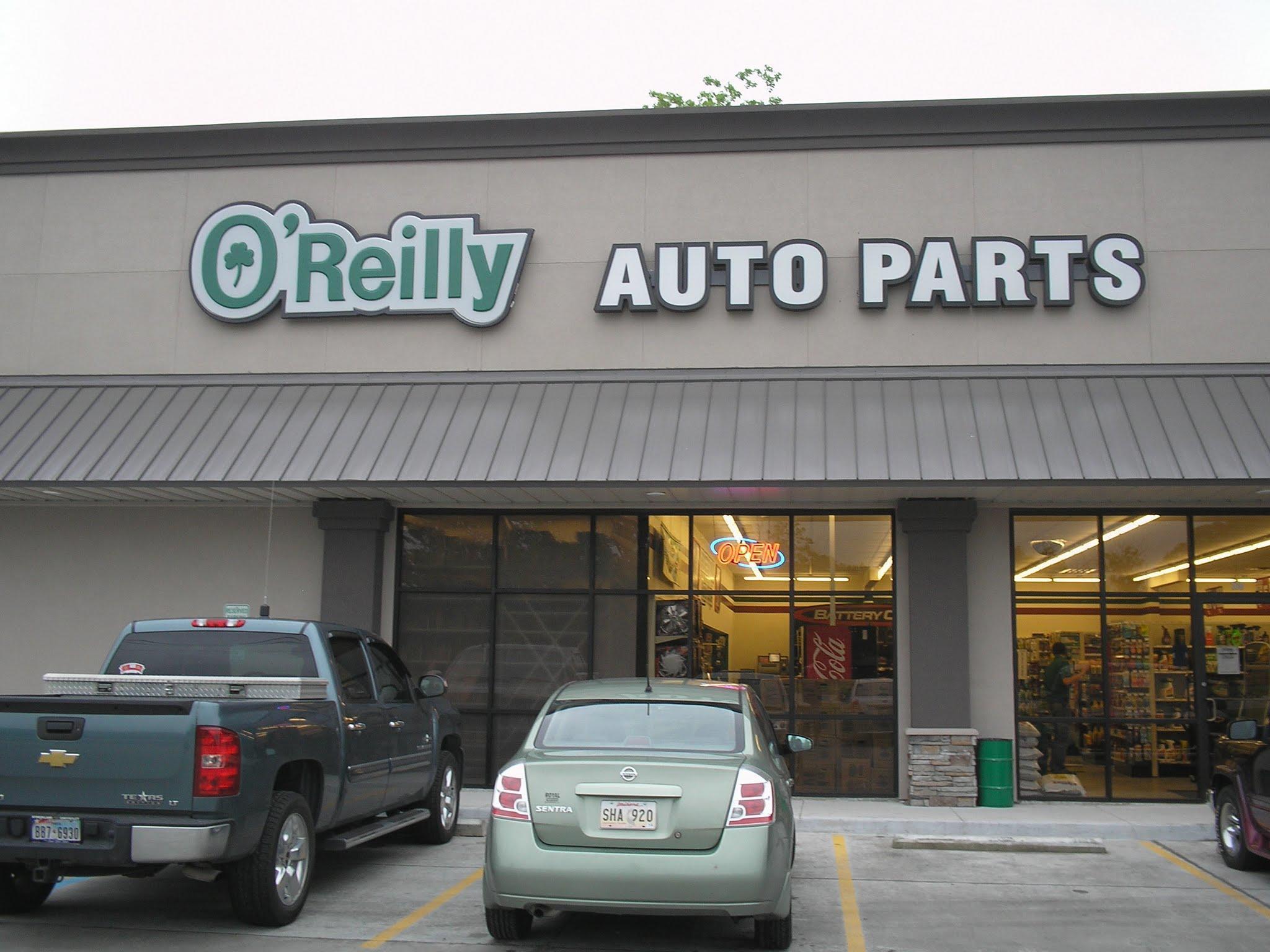 o'reilly auto parts - photo #31