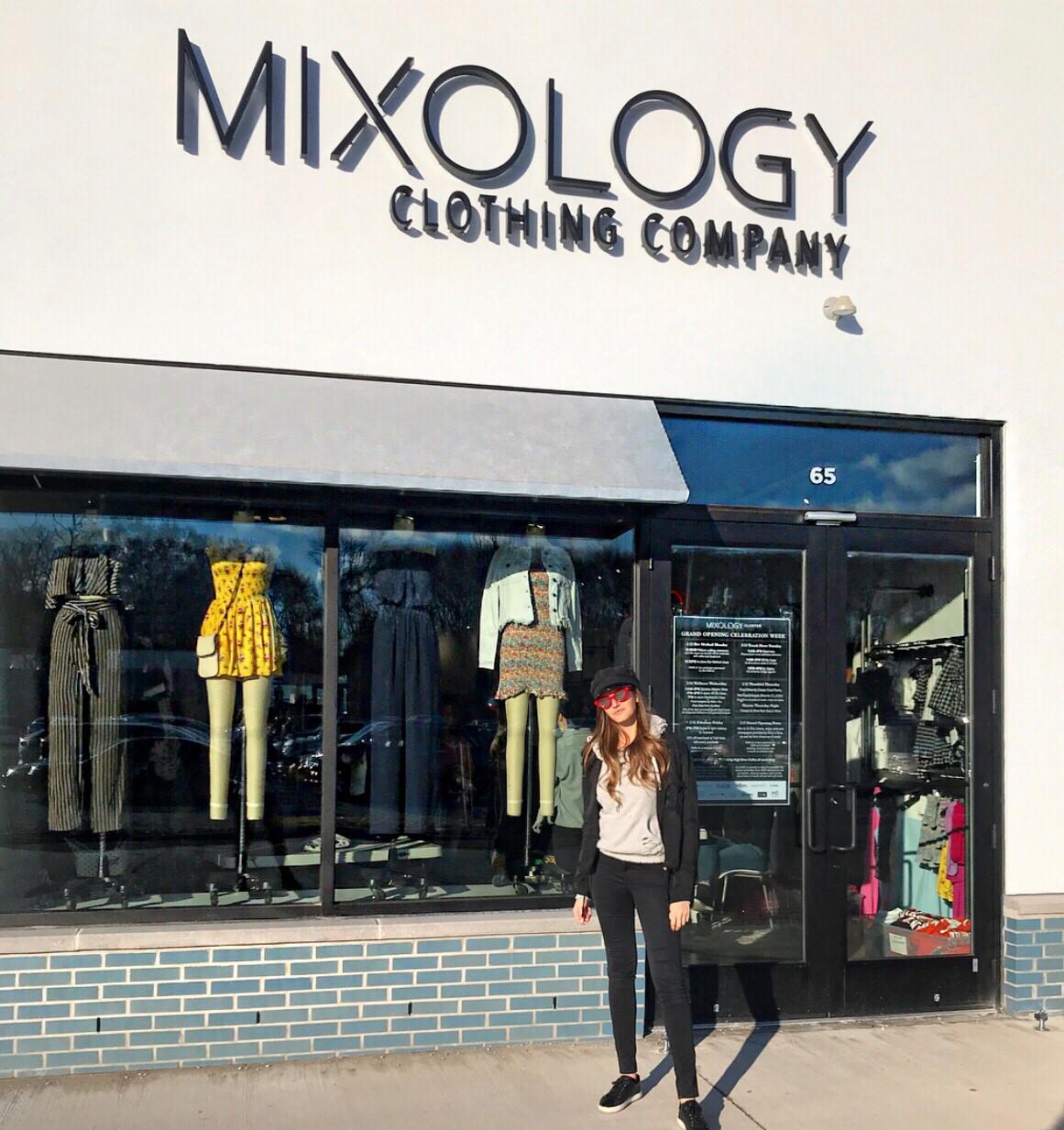 Mixology Clothing Closter image 0