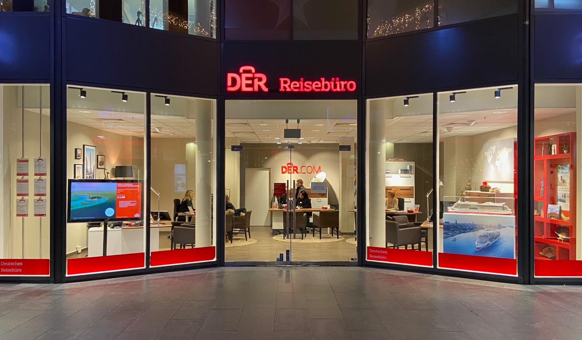 DER Deutsches Reisebüro, Kaufingerstraße 9 in München