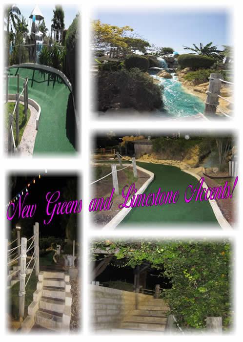 Embassy Miniature Golf - San Antonio, TX